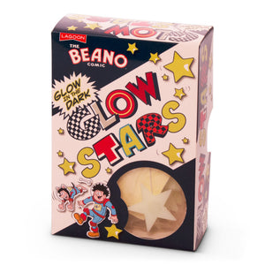 Beano Glow In The Dark - Stars