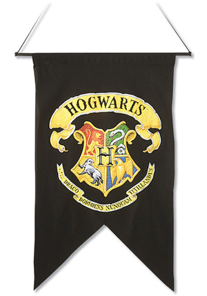 Harry Potter - Hogwarts Printed Wall Banner
