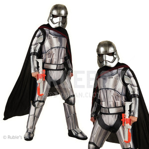 Deluxe Captain Phasma Costume - (Adult)