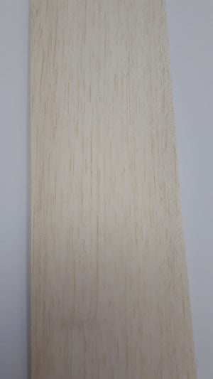 Balsa wood Sheet 1/16x4