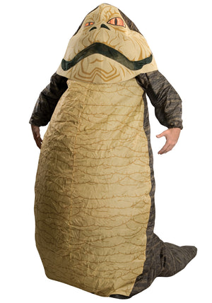 Inflatable Jabba the Hutt Costume - (Adult)