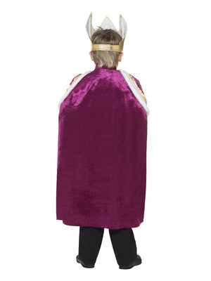 Kiddy King Costume