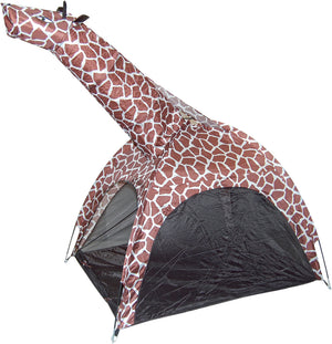 Kids Kingdom Animal Play Tent - Giraffe