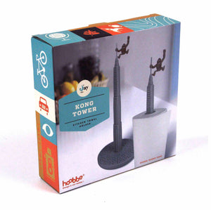 Kong Tower - Kitchen Towel Holder