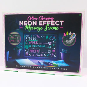 Large LED Neon Message Board