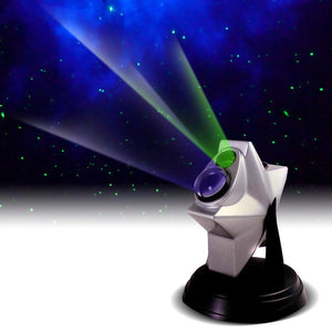 Laser Twilight: The star projector