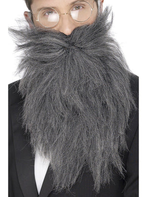 Long Beard And Tash - Grey