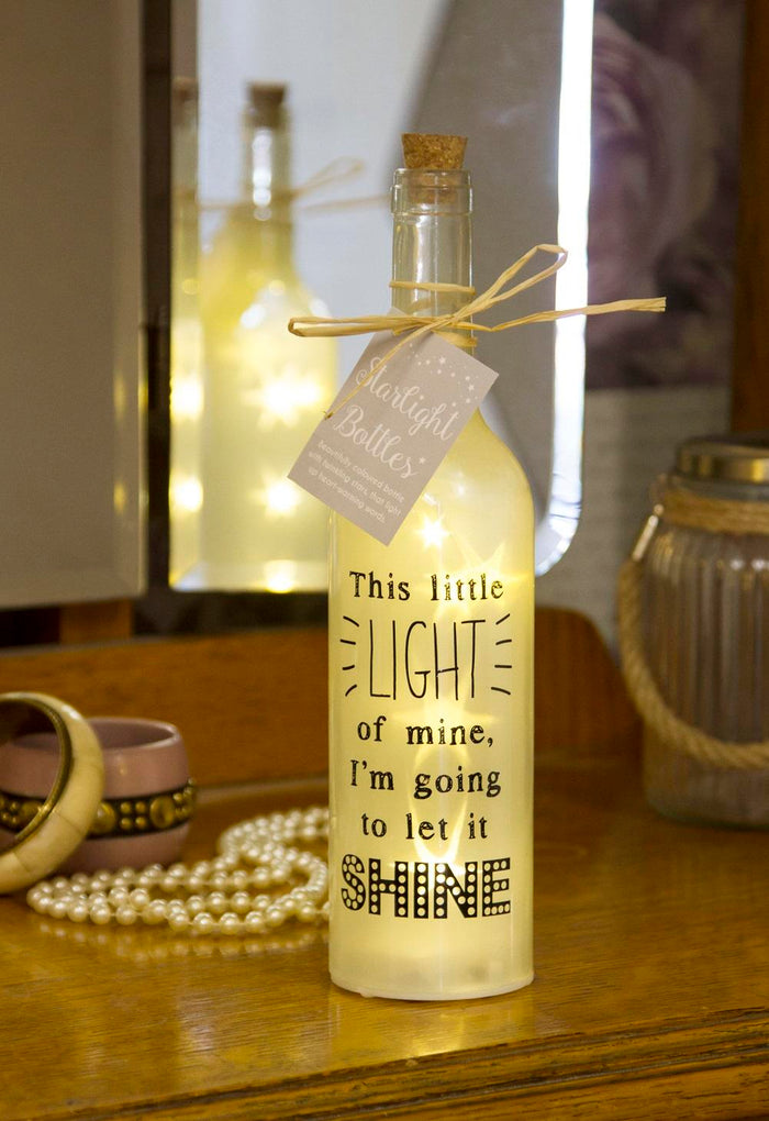 Starlight Bottle: Little Light