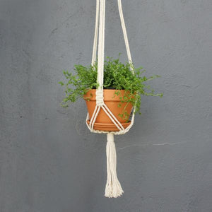 Hanging Terracotta Pot - Medium