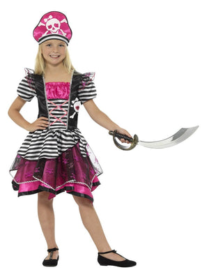 Perfect Pirate Girl Costume