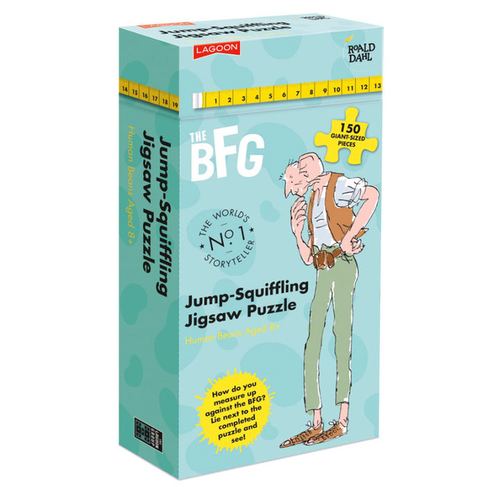 The BFG Jump Squiffling Giant Jigsaw Puzzle