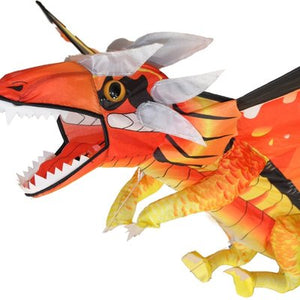 Classical Dragon Fire Kite