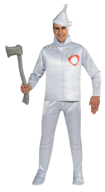 The Tin Man Costume - (Adult)