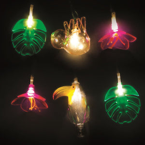 Tropical String Lights