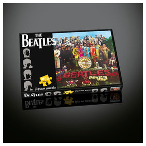 The Beatles - Sergeant Pepper 1000 piece puzzle