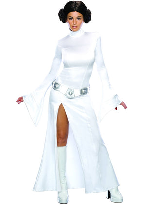 Princess Leia - Secret Wishes Costume - (Adult)