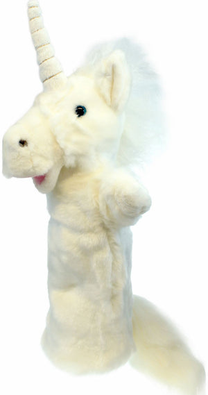 Long Sleeved Puppet - Unicorn Puppet