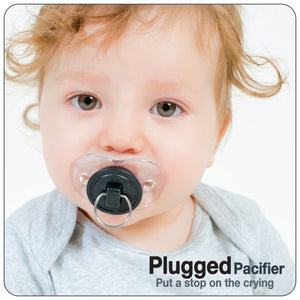 Plugged Pacifier