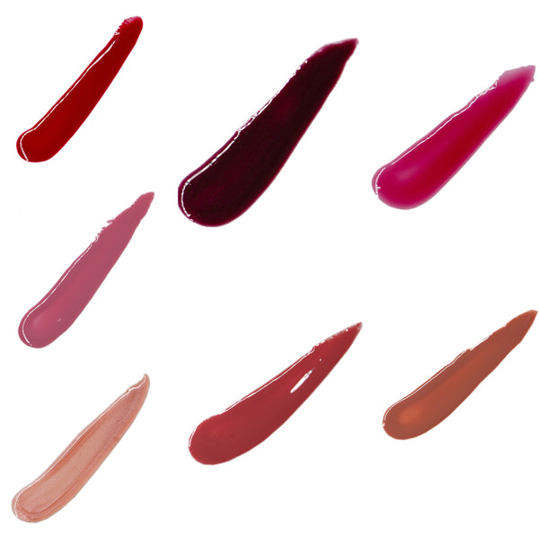 "Hydra-Luxe ""Top It Off "" Lipgloss Set (6)"