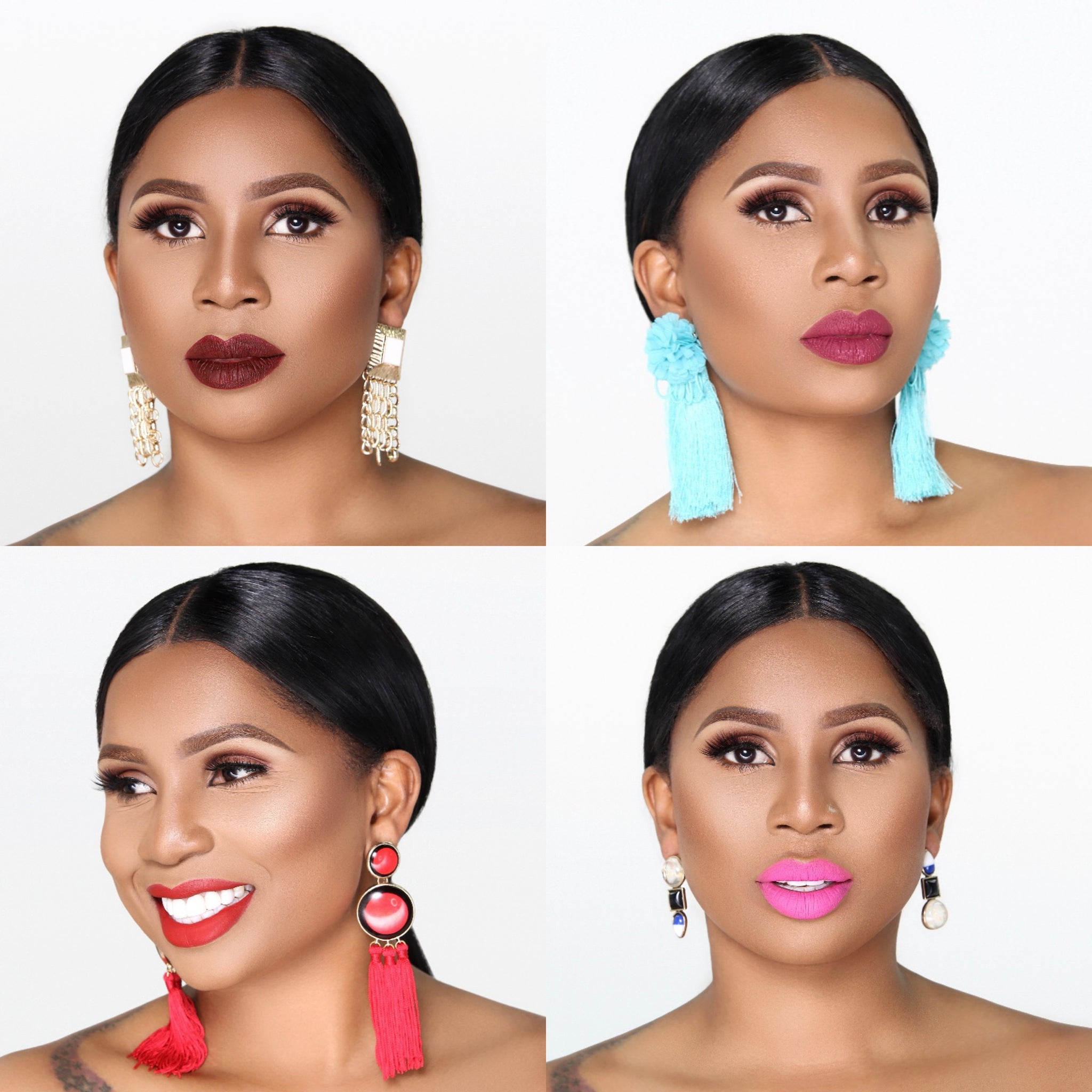 Get All 5-Liquid Matte Lipgloss