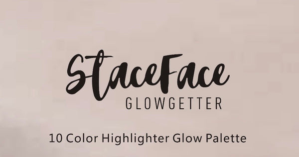 GlowGetter Highlighter Palette