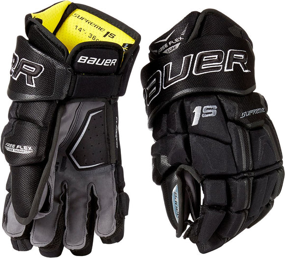 Bauer Supreme 1S Junior Hockey Gloves