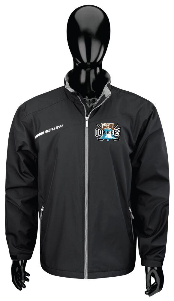 Quakers Warm Up Jacket