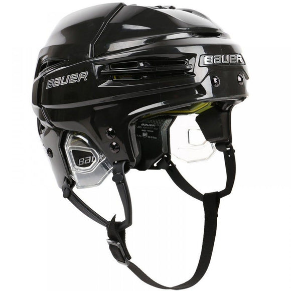 Bauer RE-AKT 100 Hockey Helmet (No Cage)