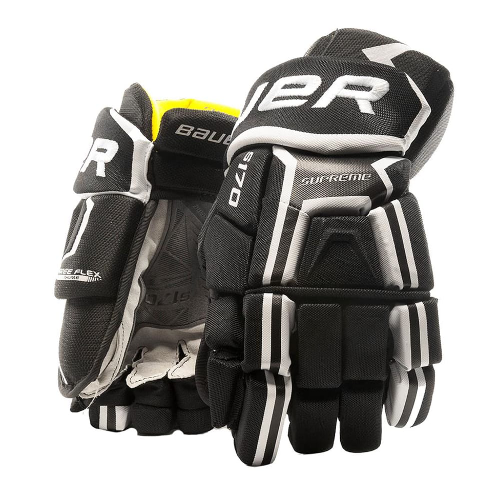 Bauer Supreme S170 Senior Hockey Gloves