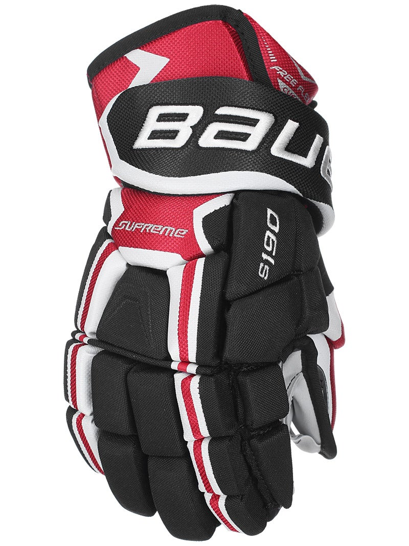 Bauer Supreme S190 Junior Hockey Gloves