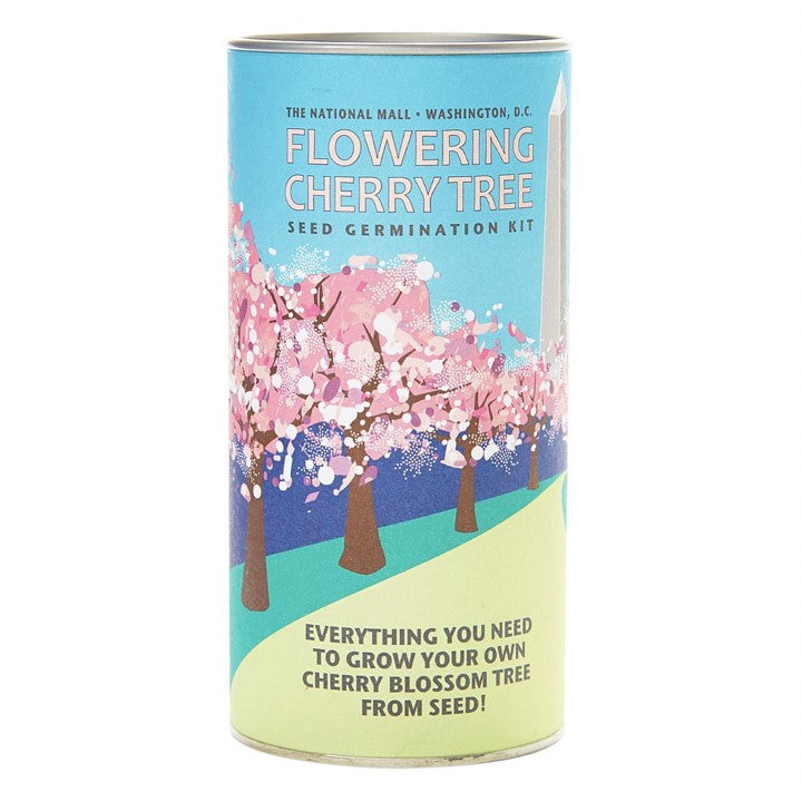 Tree & Flower Growing Kits