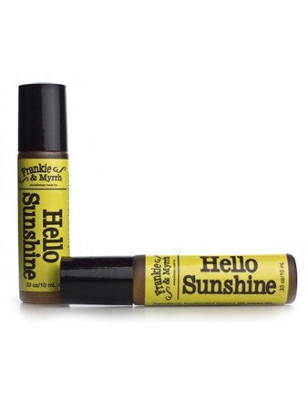 Essential Oil Rollie - Hello Sunshine!