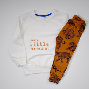 SALE - Caramel Leopards Child and Baby Leggings