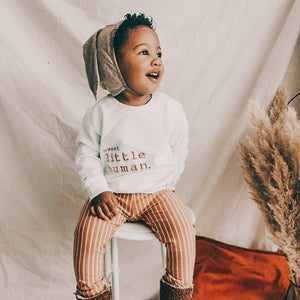 Little Human Sweatshirts (20% of profits goes to Home Start)