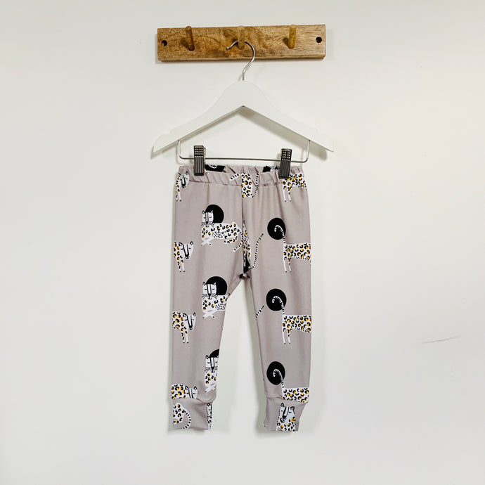 SALE - Dotty Leopards Child and Baby Leggings