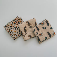 Set of 3 Muslin Squares