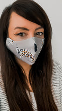 Leopard Face Masks (non medical grade)
