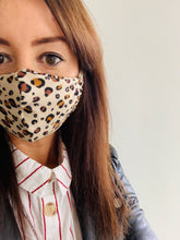 Animal Print Face Coverings (non medical grade)