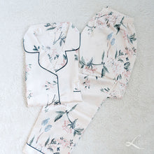 Dainty Blossoms Pajama Set