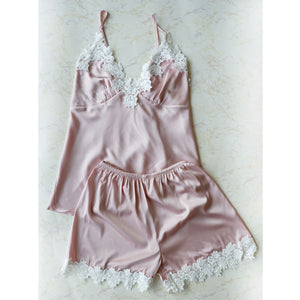 Dahlia Cami Short Set (3 colors)
