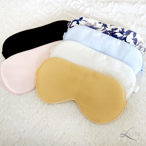 Pure Silk Eye Mask 6 Colors