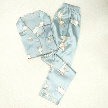 Giraffe Kids Pajama Set