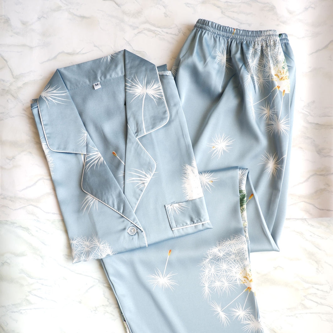 Wish Long-Sleeved Pajama Set