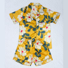 Mod About Flowers Short Pajama Set
