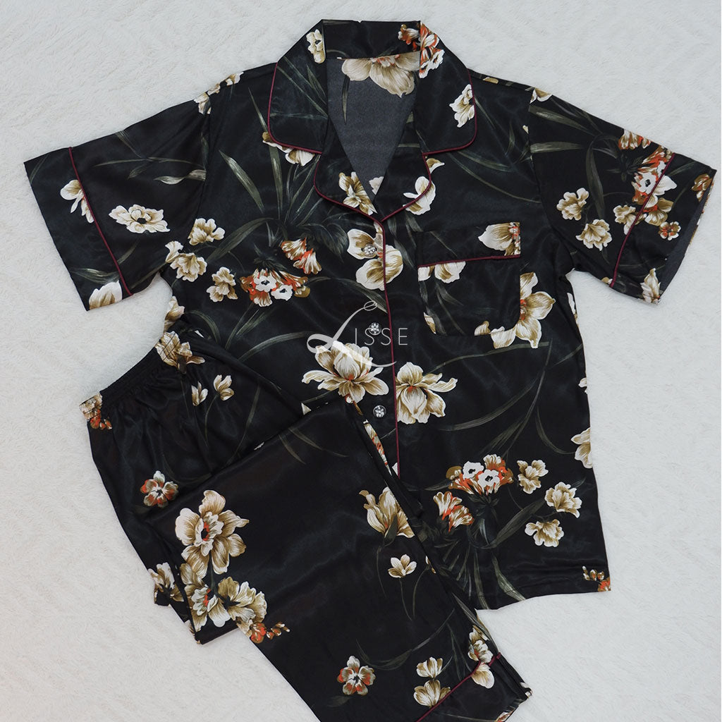 Steel Magnolias Short Sleeves Pajama Set