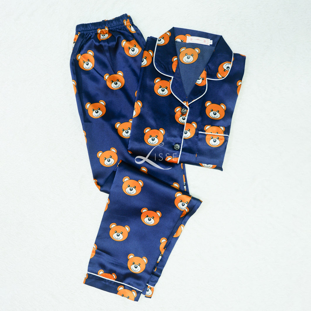 Teddy Bear Kids Pajama Set