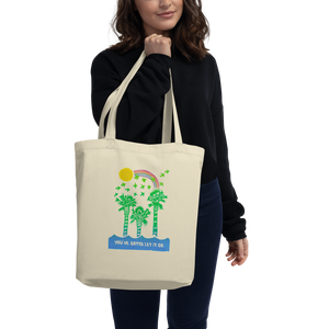 You've Gotta Let It Go Eco Tote Bag