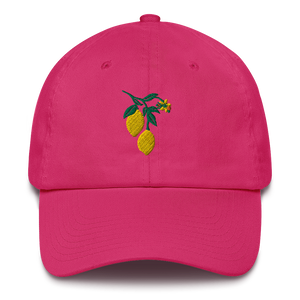 Citrus Blossom Cotton Cap