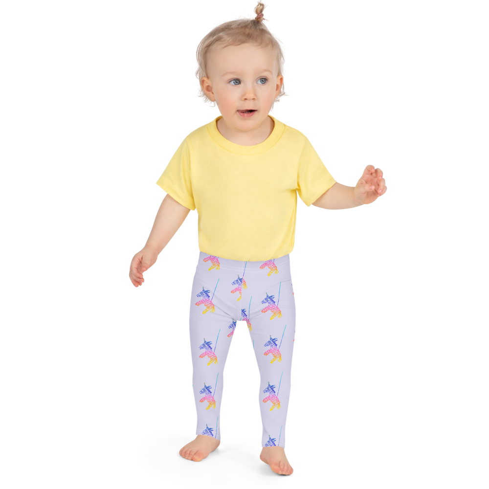 Happy Happy Joy Joy Donkey Piñata Kids Leggings