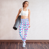 Three Little Birds Yoga Leggings